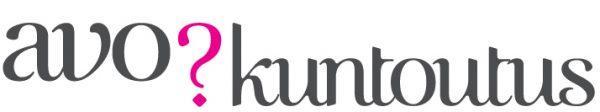 Avokuntoutusverkoston logo.