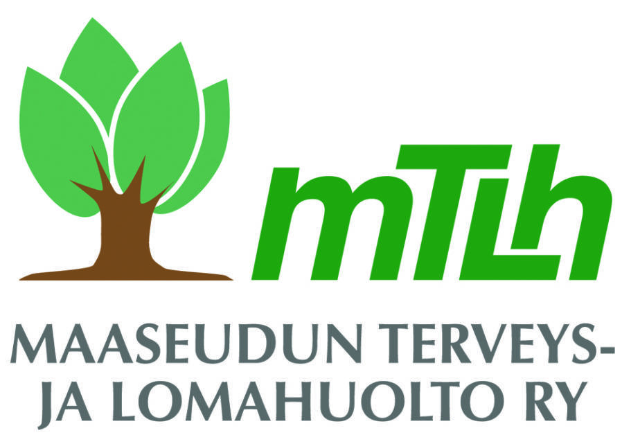 Maaseudun terveys- ja lomahuolto ry:n logo